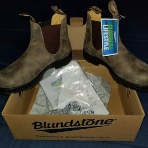 Blundstone 585 Rustic Brown W 7.5